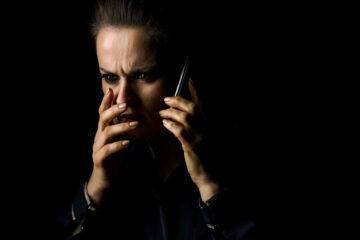 Minaccia telefonica: competenza per territorio
