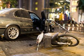 Incidente causato da auto fantasma: ultime sentenze