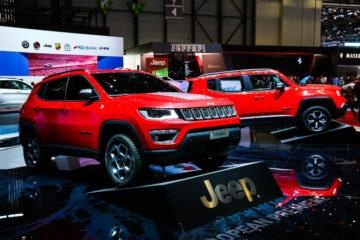Il Ministero finanzia le nuove Jeep prodotte in Italia