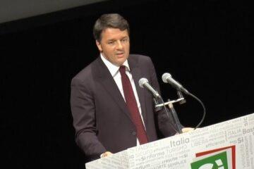 Renzi lancia un piano shock per l'Italia