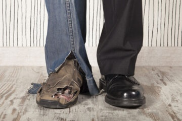 Un nullatenente può nascondere denaro e beni?