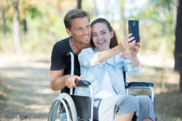 Pensione invalidità civile familiare a carico