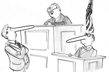 Si va in carcere per falsa testimonianza?