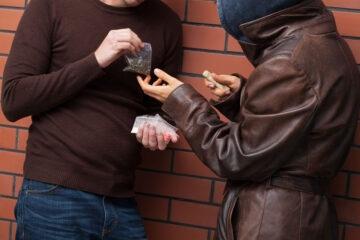 Uscire con la droga: cosa succede se la polizia ti ferma?