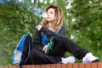 In parrocchia si può fumare marijuana