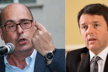 Elezioni in vista: Zingaretti lancia l'ultimatum a Renzi