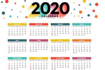 Scadenze fiscali gennaio 2020