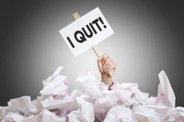 Come fare per dare le dimissioni