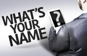 Posso cambiare cognome?