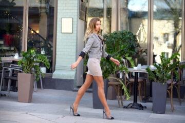 Danno estetico: spetta se non si può indossare la minigonna?