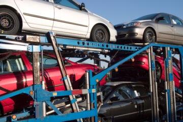 Come spedire un'auto