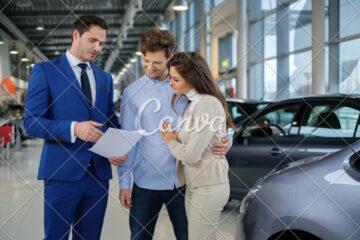 Posso comprare una macchina senza busta paga?