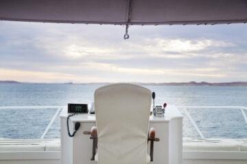 È legale vivere in barca?