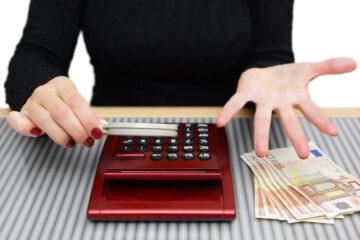 Cosa rischio se pago in contanti