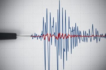 Scossa di terremoto in Calabria del 17 gennaio 2020