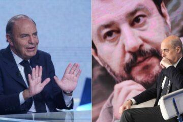 Porta a porta: Salvini supera Zingaretti, ora Vespa si scusa