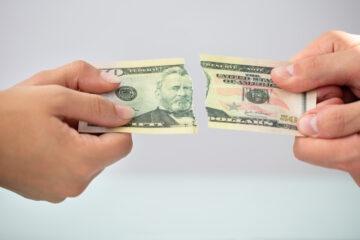 Cosa fare con soldi rotti