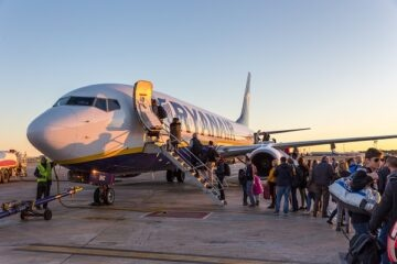Dl Rilancio: a rischio Ryanair e lo scalo di Orio al Serio