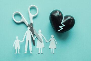 Eredità coniuge separato con figli