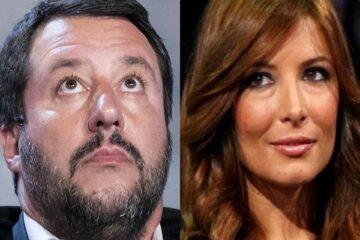 Salvini e l'aborto: la sfida shock della Lucarelli