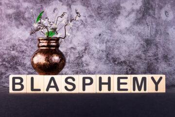 Denuncia per blasfemia