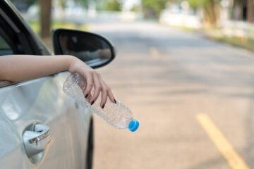 Si può denunciare chi sporca o inquina?