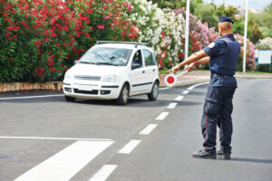 Denuncia per guida senza patente