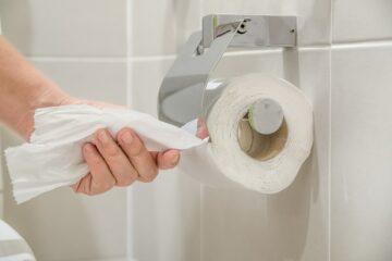 Coronavirus: il valore della carta igienica