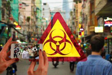 Coronavirus: pericolo ovunque