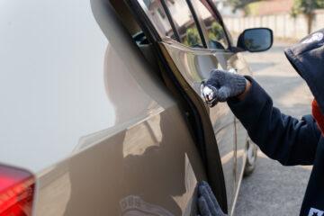 Denuncia per furto auto