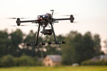 Coronavirus: decollano i droni anche sui piccoli paesi