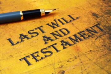 Quando si può impugnare un testamento?