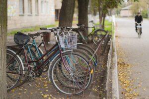 Parcheggio bici normativa