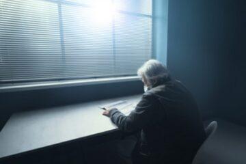 Coronavirus: anziani colpiti tra paura e solitudine