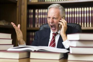 L'avvocato di controparte può contattarmi?