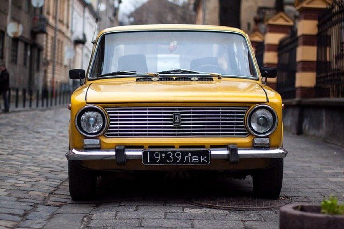 Automobile Club Personalizzata mostra Numero Targa