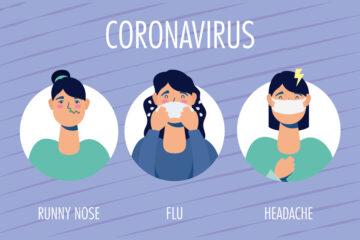 Coronavirus: il nuovo studio sui contagiati