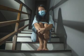 Coronavirus: in arrivo un'ondata di depressione