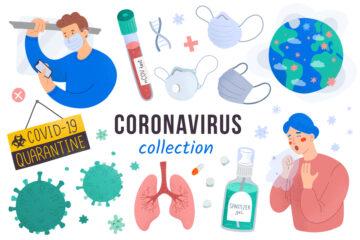 Coronavirus: un test usa e getta per la diagnosi fai da te