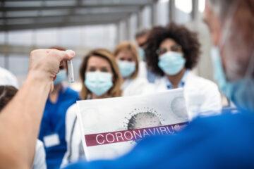 Coronavirus: arrivano i primi termoscanner automatici