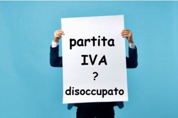 Si può chiedere la disoccupazione con partita Iva?