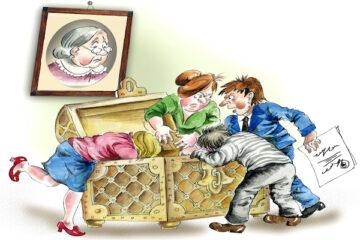Alienazione dei beni ereditari: ultime sentenze