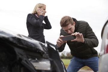 Foto incidente: posso pubblicarle sui social?