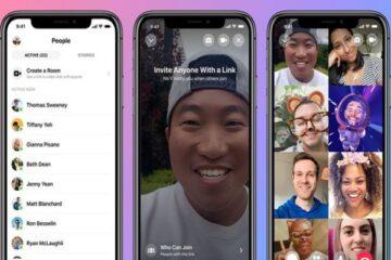 Facebook: arriva Messenger Rooms, la nuova videochat
