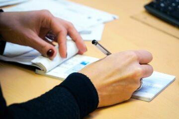 Si può riscuotere un assegno dopo la morte?