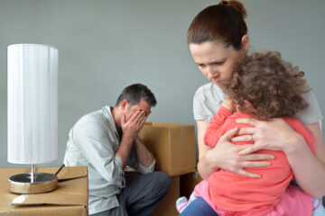 Problemi di affitto non pagato e debito col padrone di casa