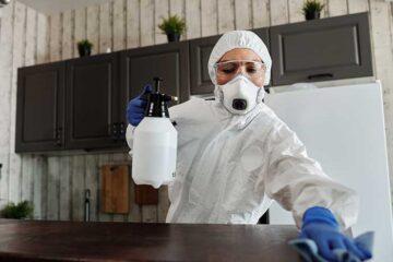 Coronavirus, superfici e sanificazione: quello che c'è da sapere