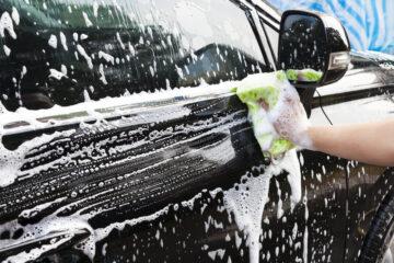 È vietato lavare la macchina?