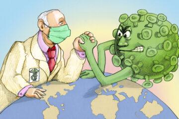 Coronavirus: la speranza passa dalle cellule staminali