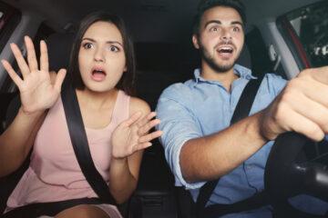 Danni al passeggero: le responsabilità del conducente